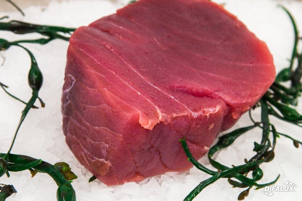 Cœur de thon rouge sashimi en promotion
