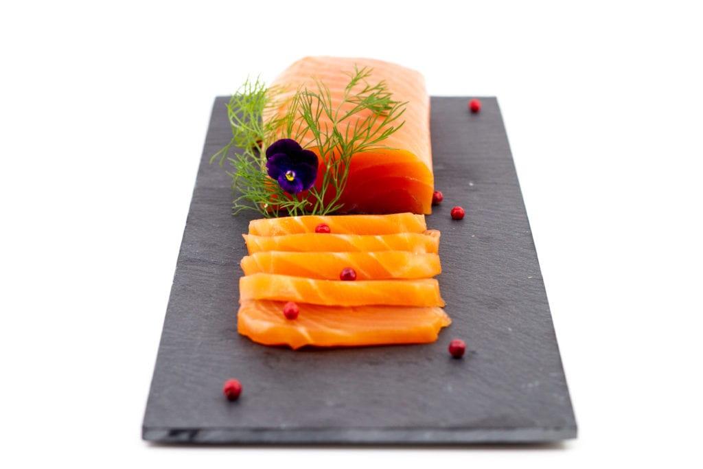 Cœur de saumon kignlas